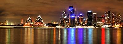 Australie - Circuit Couleurs d'Australie