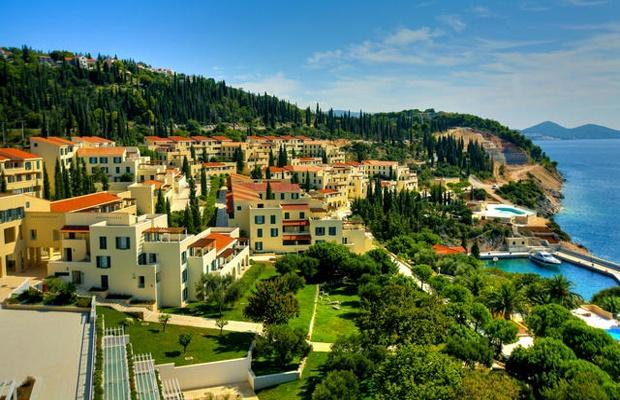 Hôtel Radisson Blu Resort & Spa Dubrovnik Sun Gardens 5*
