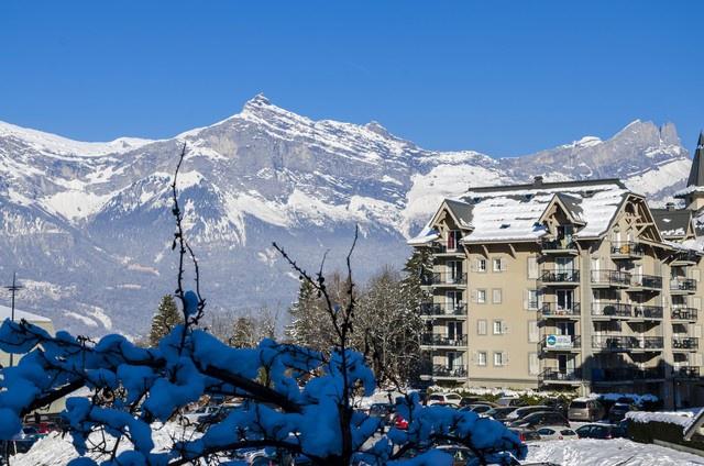 France - Alpes - Saint Gervais Mont Blanc - Résidence Le Grand Panorama