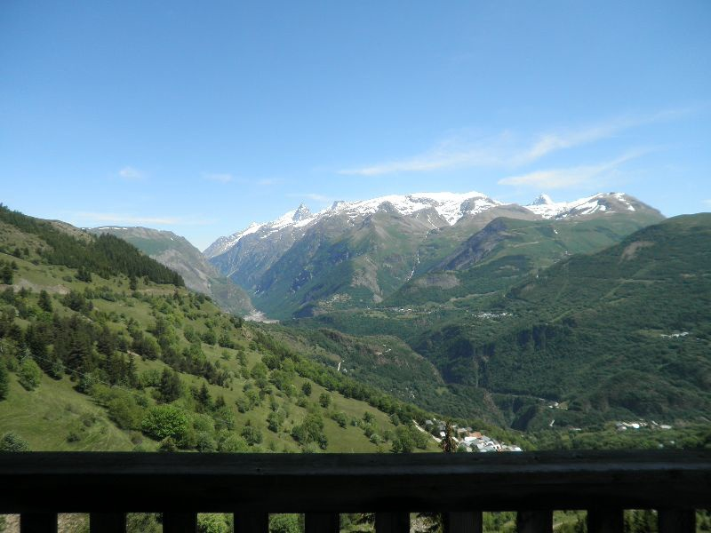 France - Alpes - Auris en Oisans - Appartements Les Iris