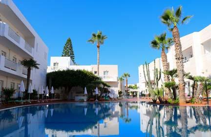 Séjour Grèce - Magda Hotel - Crète