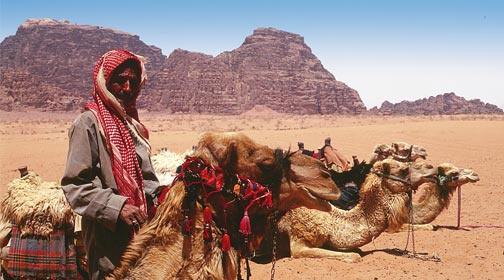 Jordanie - Circuit Magie de l'Orient sur Vol Spécial