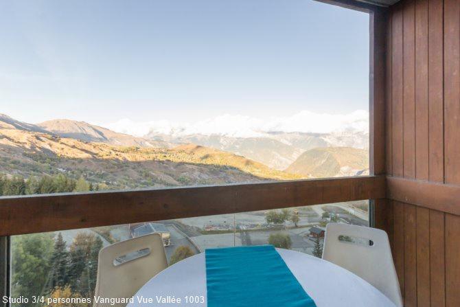 France - Alpes - Le Corbier - Skissim Classic - Résidence Vanguard
