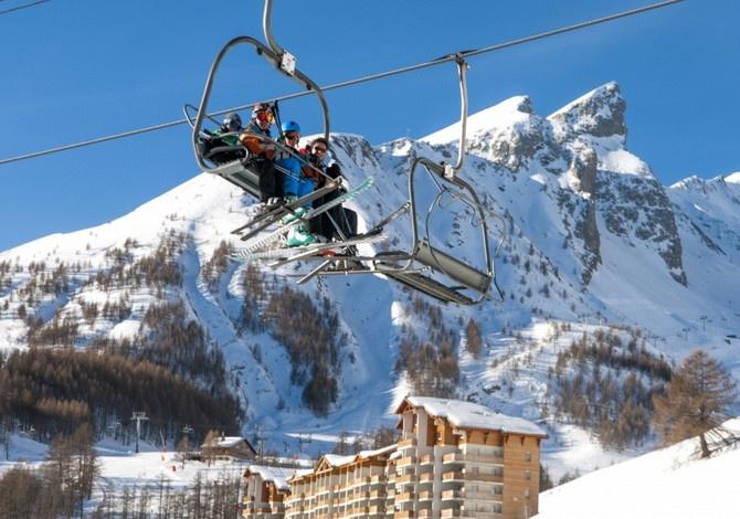 France - Alpes - La Foux d'Allos - Résidence Plein Sud