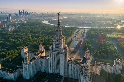 Russie - Circuit Cap sur Moscou et Saint Petersbourg