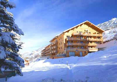 France - Alpes - Vars - Résidence Pra Sainte Marie