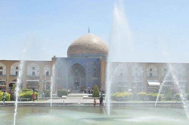 Iran - Circuit Cap sur l'Iran