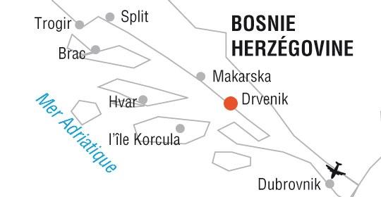 Croatie - Makarska - Top Clubs Quercus 4*