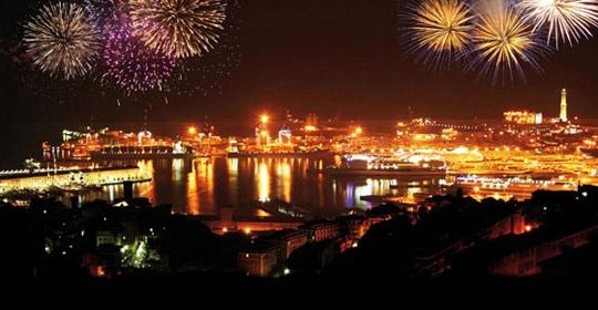 Nouvel An sur le Golf de Naples - Hôtel Sporting - Naples