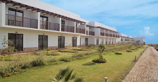 Cap Vert - Sal - Hôtel Mélia Llana 5*