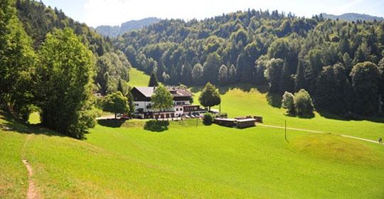 Autriche - Alpes Autrichiennes - Tyrol - Hôtel Berghotel Hinterduxerhof 3*