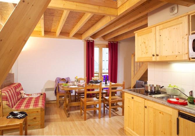 France - Alpes - Saint Sorlin d'Arves - Résidence Les Fermes de Saint Sorlin