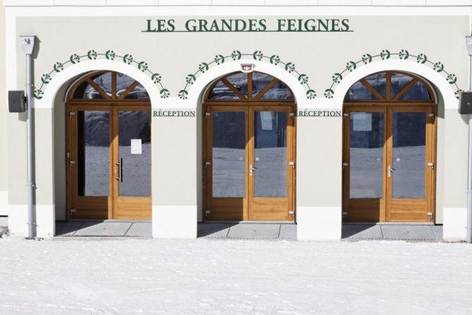 France - Vosges - La Bresse - Résidence Les Grandes Feignes