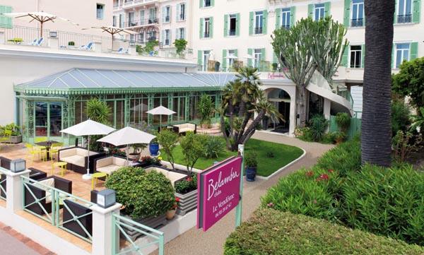 """Menton - Belambra Club Hôtel """"Le Vendôme""""  (Club en demi-pension ou pension complète)"""