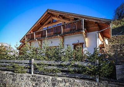 Valloire - Chalet Le Peak - 1