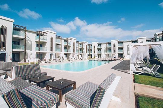 Top Clubs Cocoon Halos Casa Resort - Flex - Cap Vert