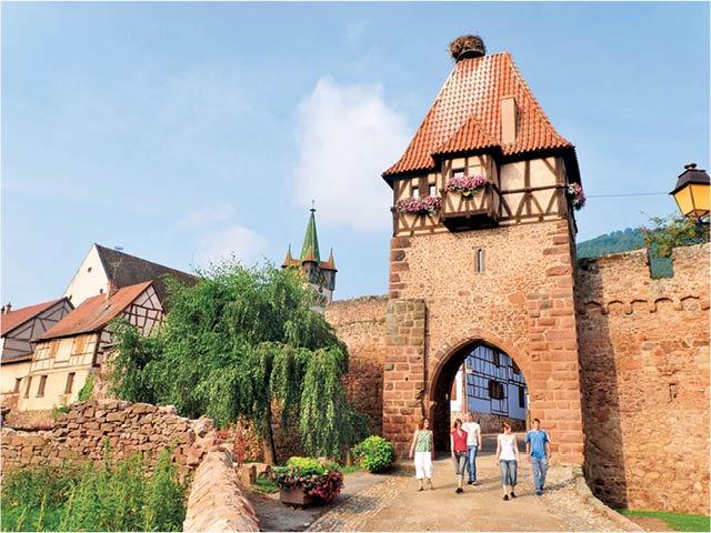 France - Alsace-Lorraine Grand Est - Saales - VVF Villages Saales