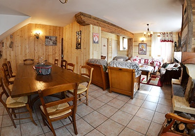 France - Alpes - Vaujany - Chalet Louise