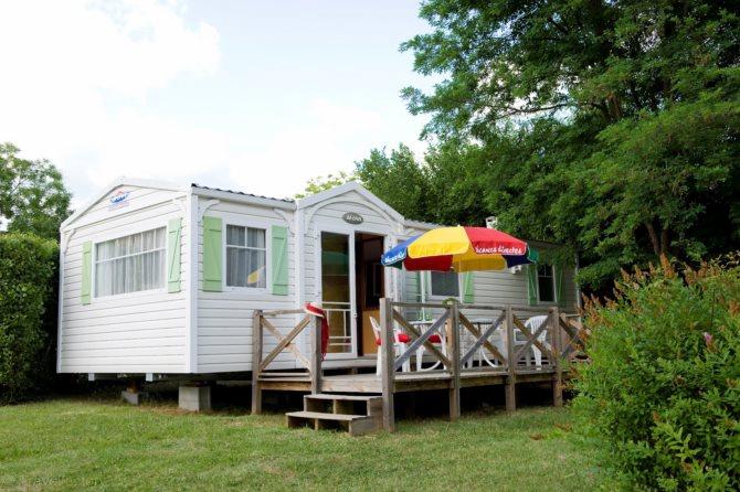 France - Sud Ouest - Les Eyzies de Tayac Sireuil - Camping Le Mas 4*