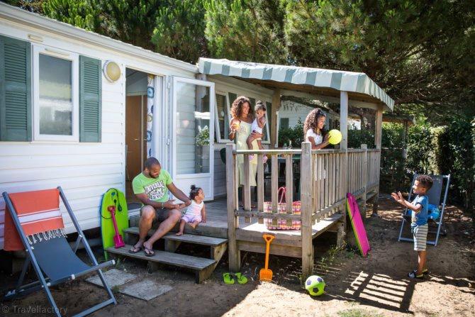 France - Atlantique Nord - Ile de Ré - Camping Les Peupliers 4*