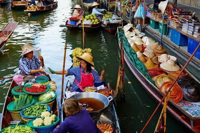 Thaïlande - Circuit Parfum de Siam