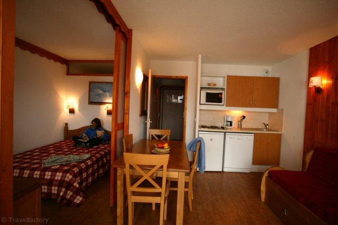 France - Alpes - Puy Saint Vincent - Chalets Le Parc aux Etoiles 3*