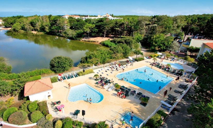 France - Atlantique Nord - Saint Jean de Monts - Club Belambra Les Grands Espaces 3*