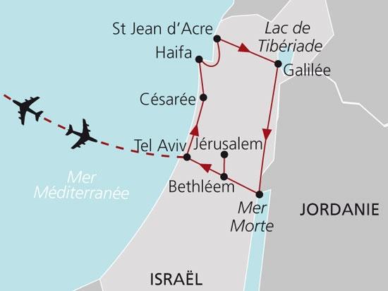 Israël - Circuit Israël, Fête de la Nativité en Terre Sainte