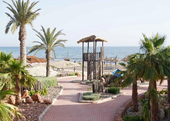 paradis plage hotel 5 agadir maroc avec voyages leclerc travel evasion ref 475752 mai. Black Bedroom Furniture Sets. Home Design Ideas
