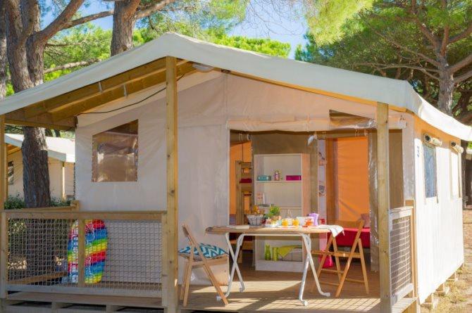 France - Sud Ouest - Saint Geniez d'Olt - Camping La Boissière 4*