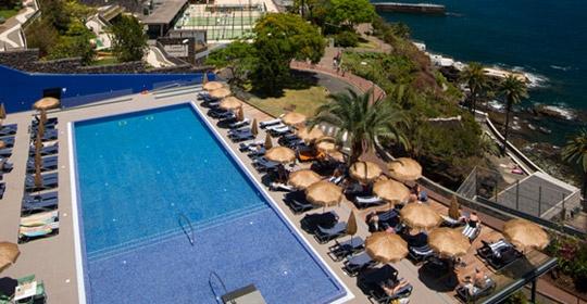 Séjour Portugal - Baia Azul - Madère