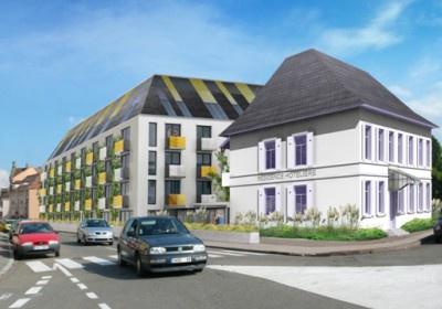 Colmar - Appart'hôtel La Rose d'Argent, Colmar