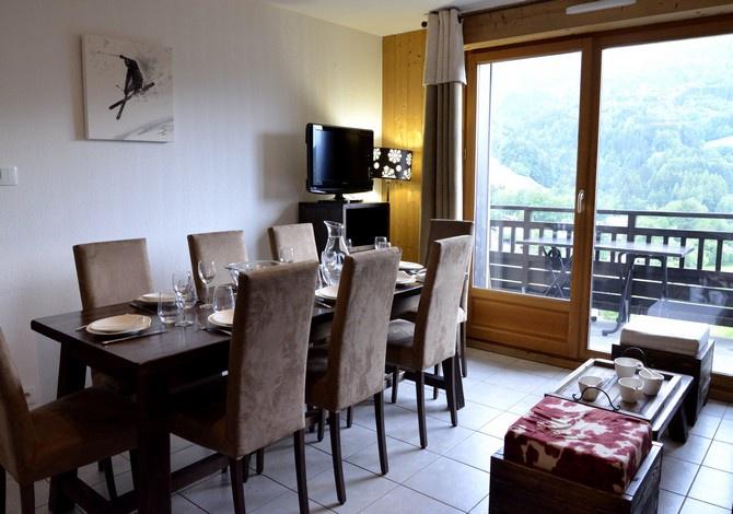 France - Alpes - Saint Gervais Mont Blanc - Résidences Les Fermes de Saint-Gervais