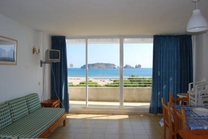 Espagne - Costa Brava - L'Estartit - Résidence Mirasol