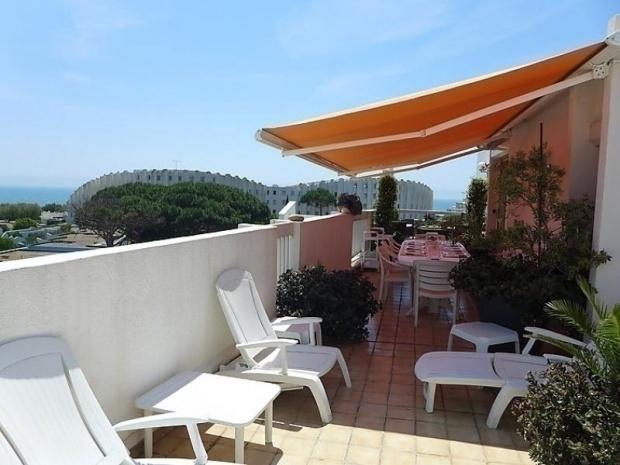 appartement bahia la grande motte mediterranee ouest. Black Bedroom Furniture Sets. Home Design Ideas