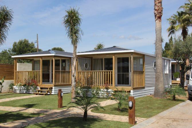 camping els prats miami playa costa dorada espagne avec voyages leclerc locatour ref 52106. Black Bedroom Furniture Sets. Home Design Ideas