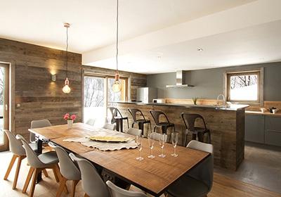 chalet nuance de blanc alpe d 39 huez alpes france avec voyages leclerc odalys vacances ref 405841. Black Bedroom Furniture Sets. Home Design Ideas