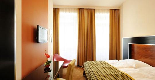 République Tchèque - Prague - Hôtel Grand Majestic Plaza 4* avec Réveillon en option