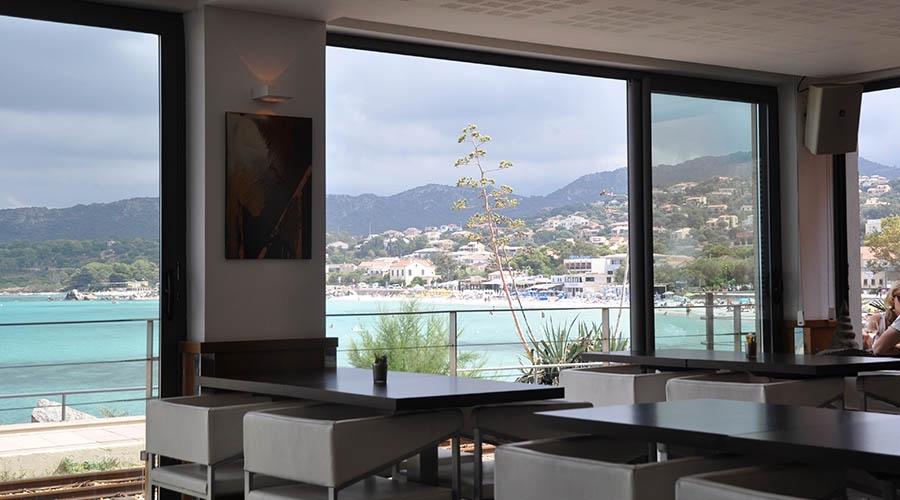 Hotel Escale Cote Sud 3   Ile Rousse  Corse  France Avec