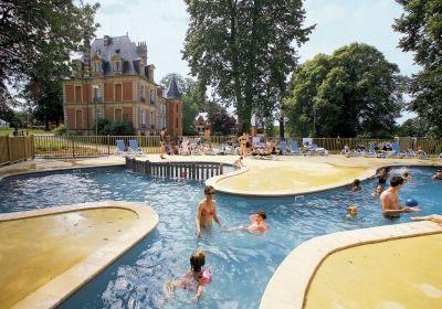 France - Normandie - Gonneville sur Honfleur - Résidence Le Château de Prêtreville