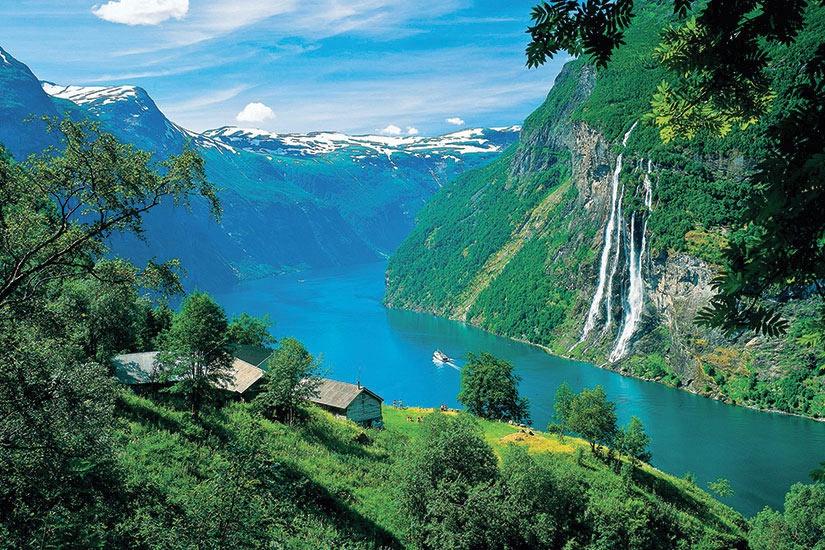 Norvège - Circuit Le Grand Tour des Fjords de Norvège