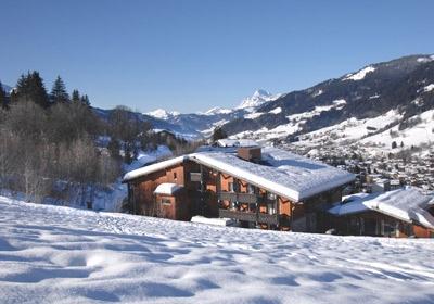 France - Alpes - Megève - Résidence Prestige Lune Argent
