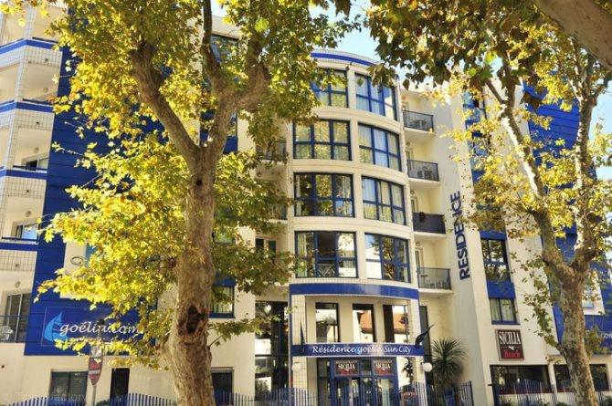 France - Méditerranée Ouest - Montpellier - Résidence Sun City