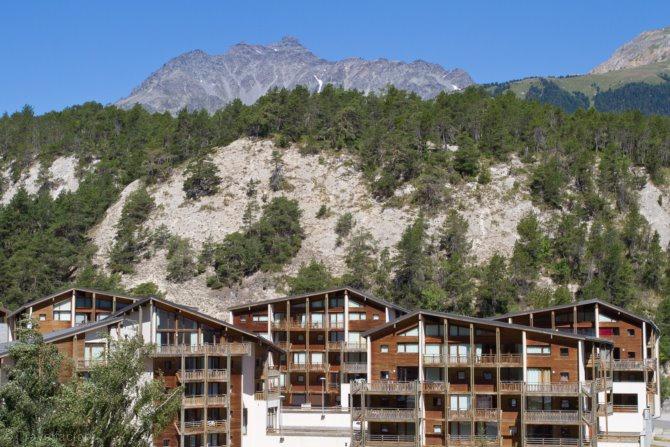 France - Alpes - La Norma - Résidence Les Chalets & Balcons de La Vanoise
