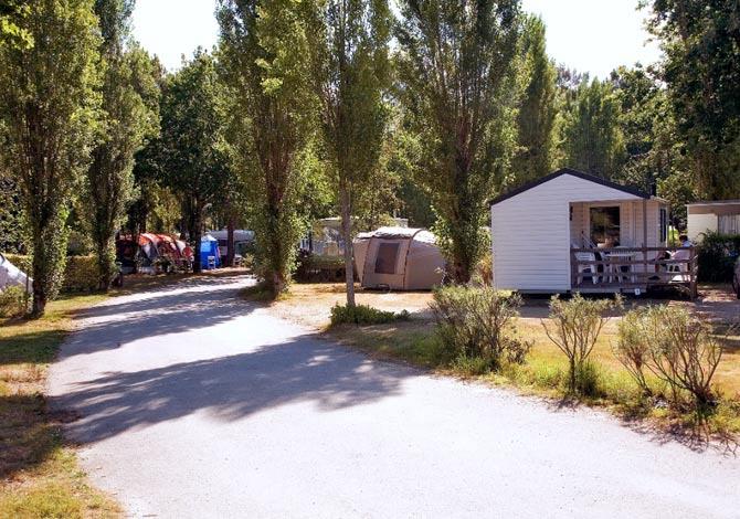 France - Bretagne - Ploemel - Camping Saint Laurent 3*