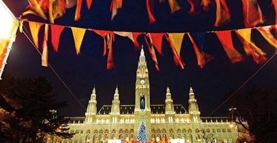Autriche - Vienne - Week End à Vienne à l'hôtel Donauwalzer 3* avec Réveillon en option
