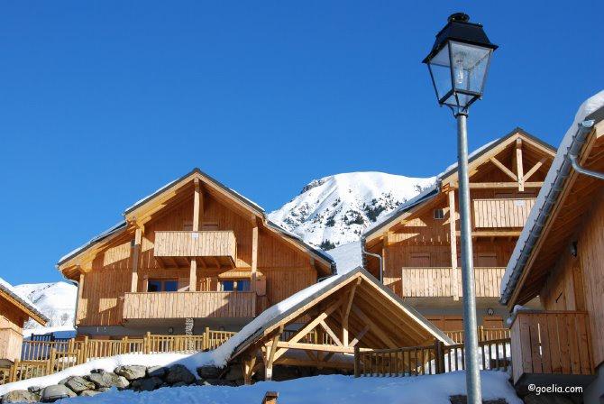 France - Alpes - Saint Jean d'Arves - Résidence Les Chalets des Ecourts