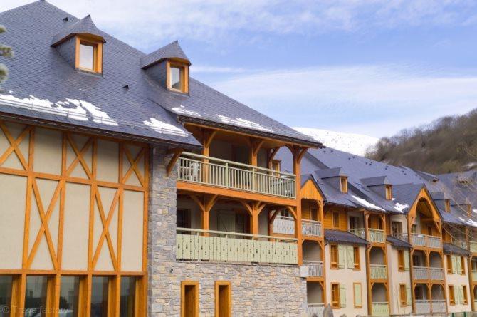 France - Pyrénées - Saint Lary - Résidence Cami Réal 4*