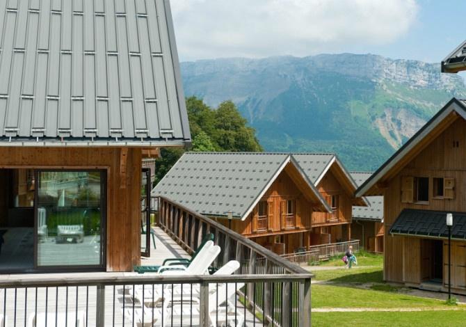 France - Alpes - La Féclaz - Résidence Les Chalets du Berger 3*