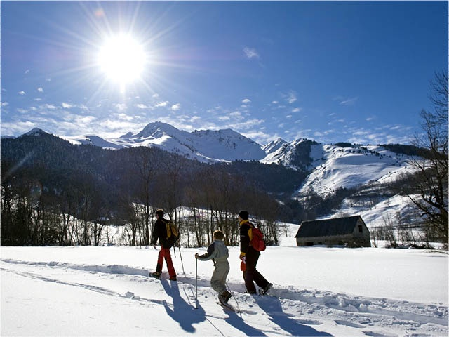 France - Pyrénées - Saint Lary - VVF Villages St Lary Soulan 3*